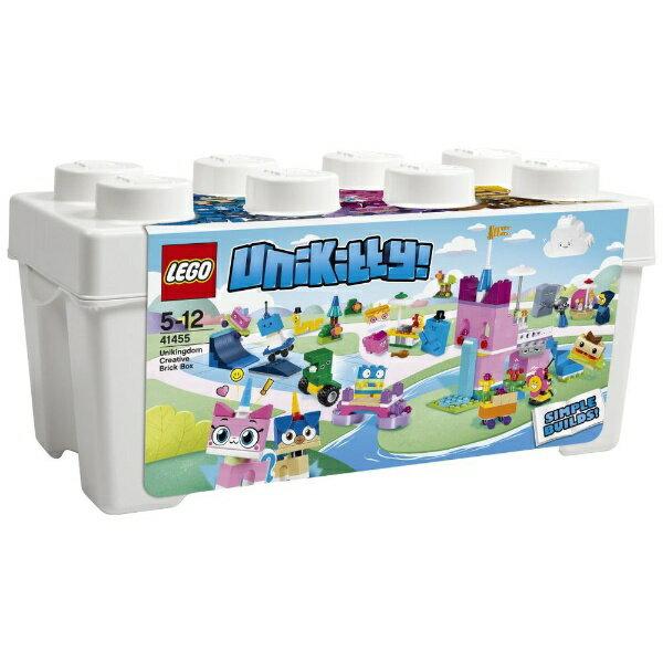 レゴジャパン LEGO 41455 ユニキティ ユニキングダム・ハッピーボックス