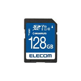 エレコム ELECOM SDXCカード MF-FSU11IKA_XCシリーズ MF-FS128GU11IKA [128GB /Class10][MFFS128GU11IKA]