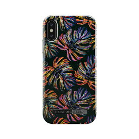 IDEAL OF SWEDEN iPhone X FASHION ケース S/S 18 NEON TROPICAL IDFCS18-I8-73