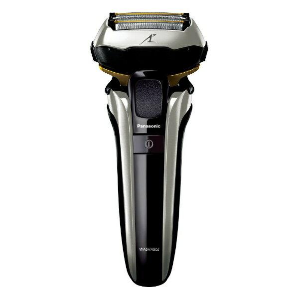 パナソニック Panasonic ES-CLV9DX-S メンズシェーバー ラムダッシュ シルバー調 [5枚刃 /国内・海外対応][ESCLV9DXS 電気シェーバー]