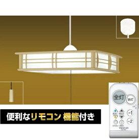 瀧住 TAKIZUMI GVNR80097 LEDペンダントライト 和風リモコンLEDペンダント [8畳 /昼光色〜電球色 /リモコン付き][GVNR80097]