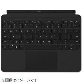 マイクロソフト Microsoft 【純正】 Surface Go用 Surface Go タイプ カバー KCM-00019 ブラック[サーフェス キーボード KCM00019]