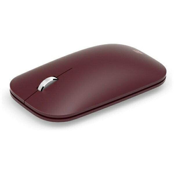 マイクロソフト Microsoft 【純正】 Surface モバイル マウス KGY-00017 バーガンディ[KGY00017]
