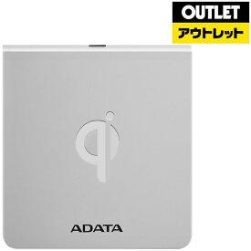 ADATA エイデータ 【アウトレット品】ワイヤレス充電器 [ワイヤレスのみ] ACW00501C5VCWH ホワイト【生産完了品】ACW00501C5VCWH【kk9n0d18p】