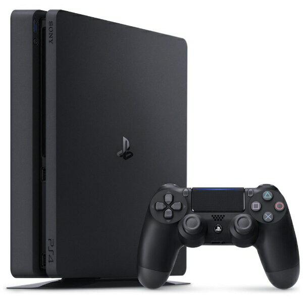ソニーインタラクティブエンタテインメント Sony Interactive Entertainmen PlayStation 4 (プレイステーション4) ジェット・ブラック 500GB CUH-2200AB01 [ゲーム機本体][プレステ4 PS4 本体 CUH2200AB01]