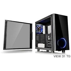 THERMALTAKE サーマルテイク PCケース VIEW 31 TG CA-1H8-00M1WN-00 ブラック