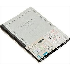 ナカバヤシ Nakabayashi スイング・ロジカルノート クラシック 5冊パック(セミB5・B罫・30枚) ノ-B507B-5P