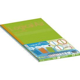 ナカバヤシ Nakabayashi ロジカル・エアーノート 3冊パック(A4・B罫・40枚) ノ-A404B-3P