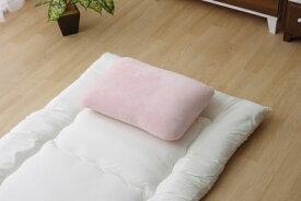 イケヒコ IKEHIKO ふんわりフィット枕(40×60cm/ピンク)