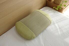 イケヒコ IKEHIKO アロマグラス(レモングラス)い草枕(35×50cm)【日本製】