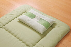 イケヒコ IKEHIKO 森の眠りひばパイプ枕(35×50cm)【日本製】