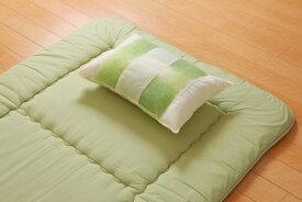 イケヒコ IKEHIKO 森の眠りひばパイプ枕 高め(35×50×14cm)【日本製】