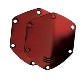 V-MODA ブイモーダ V-MODA専用カスタムシールドキット(OVER-EAR) V-MODA OVKIT-RED