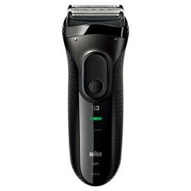 ブラウン BRAUN 3020S-B-P1 メンズシェーバー [3枚刃 /国内・海外対応][電気シェーバー 男性 髭剃り 3020SBP1]