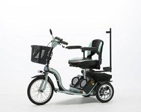 フランスベッド FRANCEBED 電動車椅子スマートパル S637(グリーン) フランスベッド【受注生産につきキャンセル・返品不可】 【代金引換配送不可】