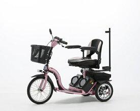 フランスベッド FRANCEBED 電動車椅子スマートパル S637(ピンク) フランスベッド 【代金引換配送不可】