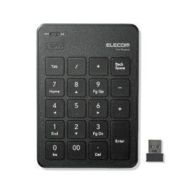 エレコム ELECOM TK-TDP019 テンキー ブラック [USB /有線][TKTDP019BK]