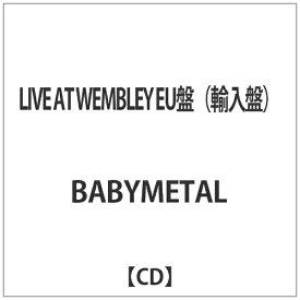 ビーエムドットスリー BM.3 BABYMETAL/LIVE AT WEMBLEY EU盤(輸入盤) 【CD】