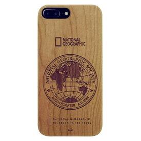 ROA ロア iPhone8/7Plus 130th Anniversary ケース ネイチャーウッド NG13041I8P