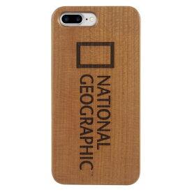 ROA ロア iPhone8/7Plus ネイチャーウッド NG13044I8P