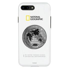 ROA ロア iPhone8/7Plus グローバルシール メタルデコケース ケース NG13051I8P