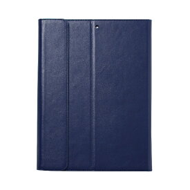 トリニティ Trinity iPad 6th/5th 手帳型フリップノートケース TR-IPD189-FN-NNV ネイビー