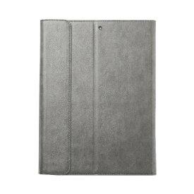 トリニティ Trinity iPad 6th/5th 手帳型フリップノートケース TR-IPD189-FN-RGY グレー