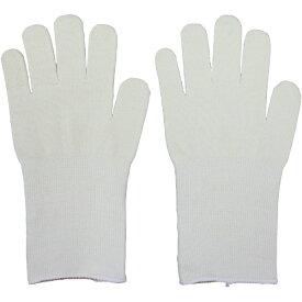 福徳産業 FUKUTOKU 福徳 デオセル消臭のびのびインナー手袋 キナリ