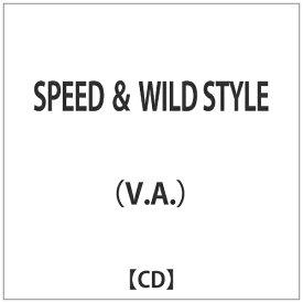 インディーズ (V.A.)/ SPEED & WILD STYLE【CD】