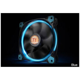 THERMALTAKE サーマルテイク ケースファン[140mm / 1400RPM] Riing 14 - Blue LED CL-F039-PL14BU-A ブルー[CLF039PL14BUA]