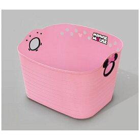 錦化成 nishiki ミニーマウス やわらかバケツ SQ16 ピーチピンク ピーチピンク