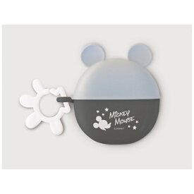 錦化成 nishiki ミッキーマウス スナックケース ラウンド LGR-GR【wtbaby】