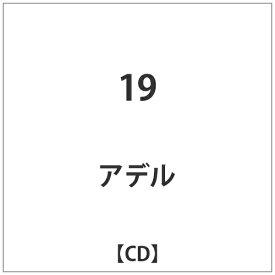 DIS アデル/19 【CD】 【代金引換配送不可】