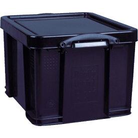 RUP社 ラップ RUP コンテナ Really Useful Box 35L ブラック