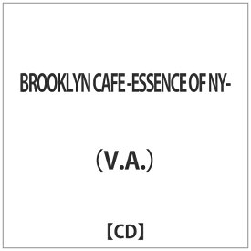 ウッドストック WOODSTOCK (V.A.)/ BROOKLYN CAFE -ESSENCE OF NY-【CD】