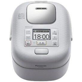 パナソニック Panasonic SR-JW058-W 炊飯器 Jconcept(Jコンセプト) 豊穣ホワイト [3合 /圧力IH][SRJW058]