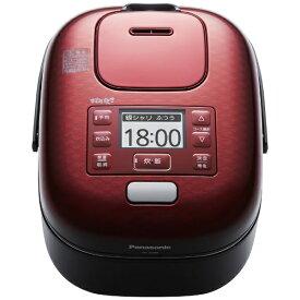 パナソニック Panasonic SR-JX058-K 炊飯器 Jconcept(Jコンセプト) 豊穣ブラック [3合 /圧力IH][SRJX058]