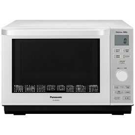 パナソニック Panasonic 【ビックカメラグループオリジナル】NE-BKM402-W オーブンレンジ エレック スノーホワイト [26L][電子レンジ フラット NEBKM402]【point_rb】
