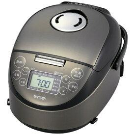タイガー TIGER JPF-A550 炊飯器 炊きたて サテンブラック [3合 /IH][JPFA550K]