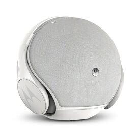 モトローラ Motorola ブルートゥース スピーカー Motorola Sphere+(モトローラ スフィアプラス) White CLV-632-WH [Bluetooth対応]