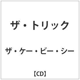メディアファクトリー ザ・ケー・ビー・シー/ザ・トリック 【CD】