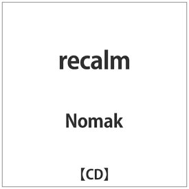 メディアファクトリー MEDIA FACTORY Nomak/ recalm