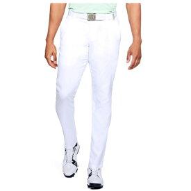 アンダーアーマー UNDER ARMOUR メンズ ゴルフ ロングパンツ UAショーダウンテーパードレッグ(38×36サイズ/WT×ST×WT)1309546