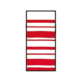 アピロス EYLE TILE ボーダー RED for iPhone 8/7