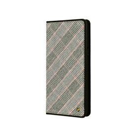 ROA ロア Galaxy S9+ GENTLEMAN FLIP レッド 手帳型ケース