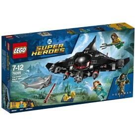レゴジャパン LEGO 76095 スーパー・ヒーローズ アクアマン ブラックマンタの攻撃 【代金引換配送不可】