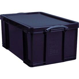 RUP社 ラップ RUP コンテナ Really Useful Box 64L ブラック