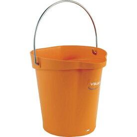 キョーワクリーン KYOWA CLEAN Vikan ハイジーンバケット 5688 オレンジ