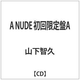 ワーナーミュージックジャパン 山下智久/A NUDE 初回限定盤A 【CD】