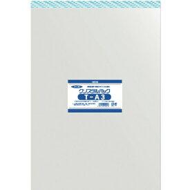 シモジマ SHIMOJIMA HEIKO OPP袋 テープ付き クリスタルパック T−A3